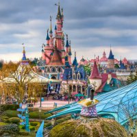 Disneyland Park in Paris